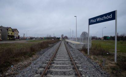 Wracają pociągi na trasę Olsztyn – Ełk przez Pisz