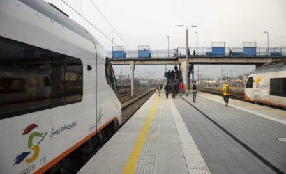 Na stacji Skarżysko-Kamienna powstanie 121-metrowy tunel