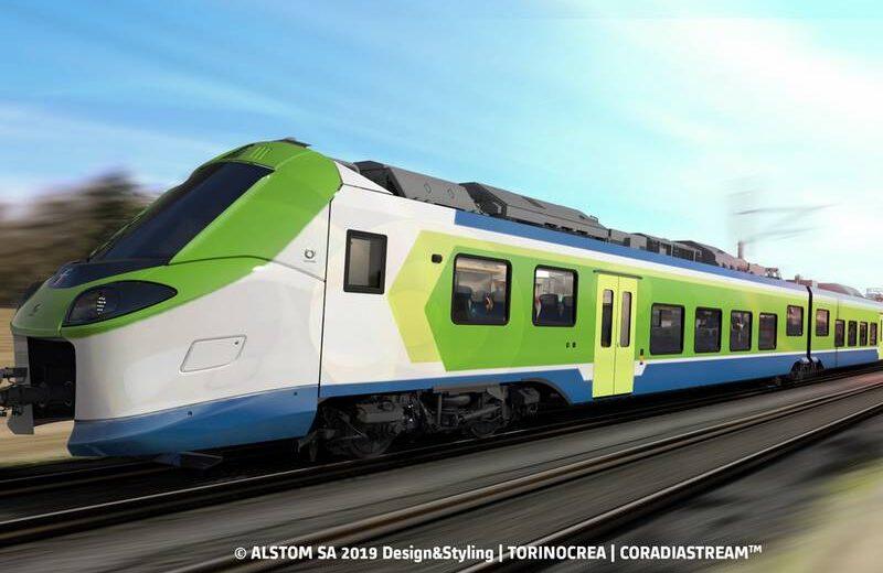 Alstom dostarczy 20 pociągów Coradia Stream dla Lombardii we Włoszech