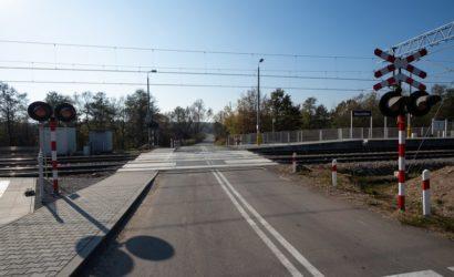 Świętokrzyskie: PLK wyremontowała 15 przejazdów kolejowo-drogowych