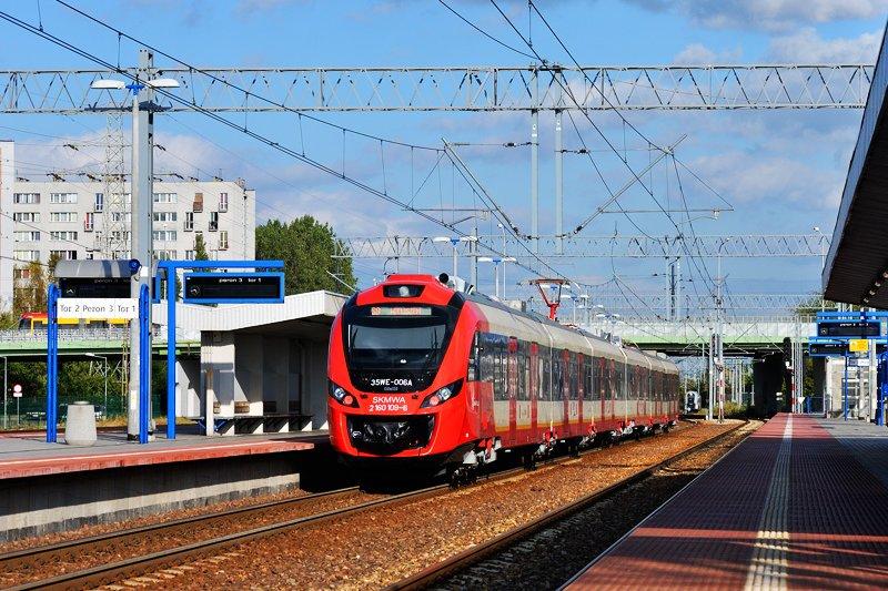 Tylko Newag chce dostarczyć  21 nowych pociągów dla SKM Warszawa