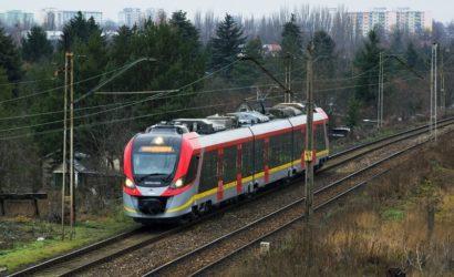 Ograniczenia kursowania pociągów ŁKA