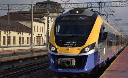 Zmiana rozkładu jazdy pociągów Kolei Małopolskich od 15 marca