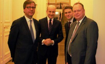 Grupa Trakcja wyróżniona za rozwój relacji polsko – litewskich