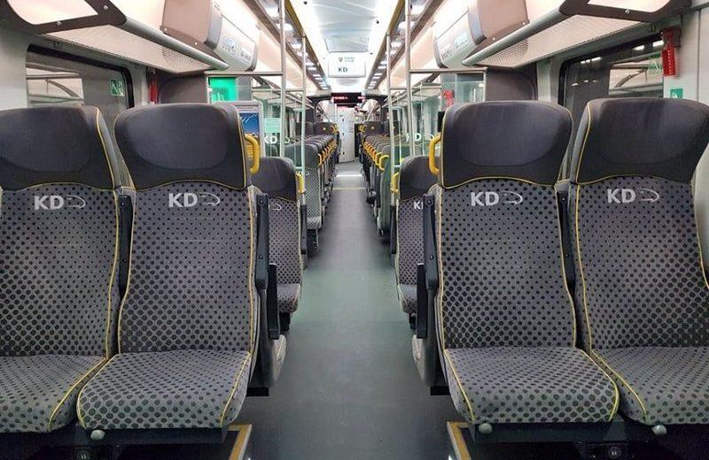 Koleje Dolnośląskie ograniczą liczbę pasażerów w pociągach
