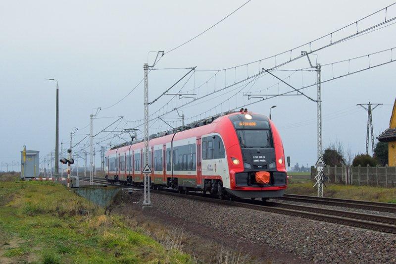 91% badanych pozytywnie ocenia czas przejazdu pociągami Kolei Wielkopolskich