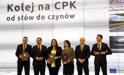 CPK z dofinansowaniem na przygotowanie dokumentacji budowy linii Katowice – Ostrawa