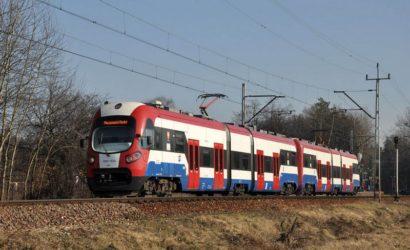 Ponad 8,1 mln pasażerów WKD  w ciągu 11 miesięcy 2019 r.