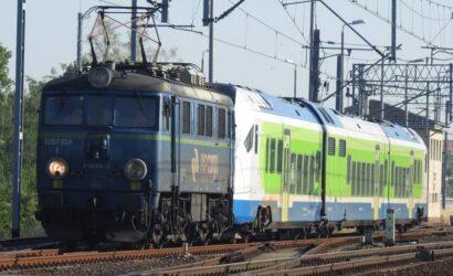 Do Żmigrodu przyjechał trzeci skład ATR803 dla Ferrovie Nord Milano