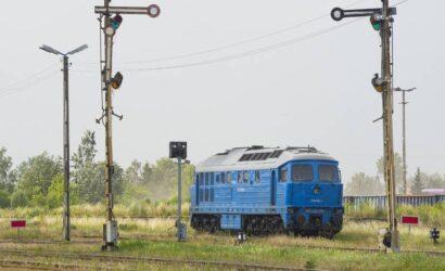 CTL Logistics chce sprzedać lokomotywę BR232