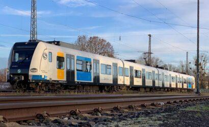 Alstom wyposaży 215 pociągów S-Bahn w Stuttgarcie w system ETCS