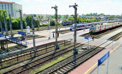 Ruszają kolejne prace na stacji Białystok