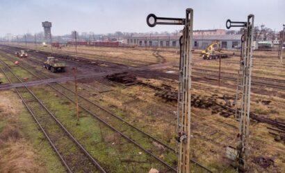 Widać pierwsze efekty działań związanych z modernizacją stacji Białystok