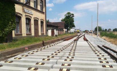 Po ponad 20 latach pojedziemy pociągiem z Wrocławia do Świdnicy przez Sobótkę