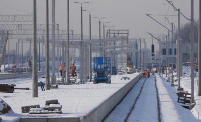 Trwają przygotowania do odjazdów pociągów ze stacji Warszawa Główna