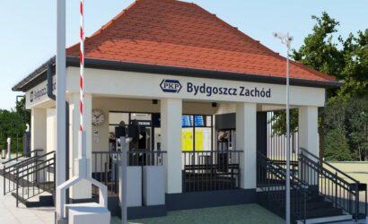 Przetarg na przebudowę dworca Bydgoszcz Zachód został unieważniony