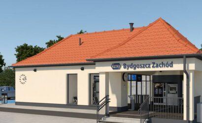 Dworzec Bydgoszcz Zachód zostanie przebudowany