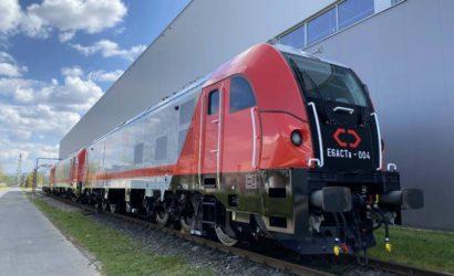 Trzy lokomotywy Dragon 2 wzmacniają flotę CARGOUNIT