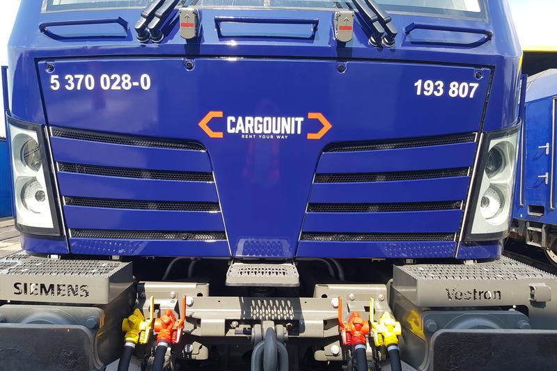 CARGOUNIT z finansowaniem na zakup 5 lokomotyw Vectron