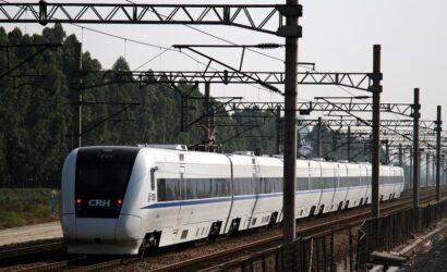 Bombardier z kontraktem na usługi serwisowe 32 pociągów KDP Kolei Chińskich