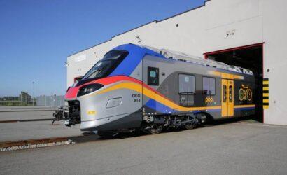 Alstom dostarczy Trenitalia 150 pociągów Coradia Stream