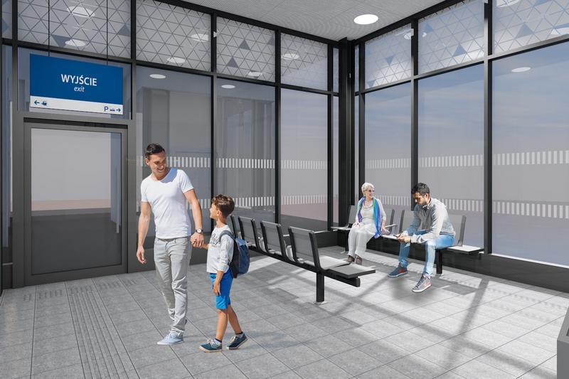 Rusza budowa nowego dworca w Czarnej