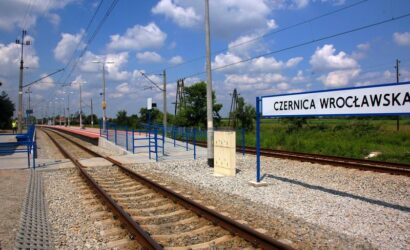 PLK chce zwiększyć prędkość na linii z Wrocławia do Opola przez Jelcz