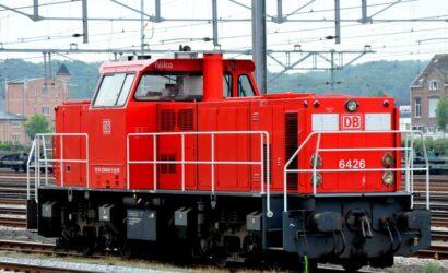 Alstom wyposaży lokomotywę DB Cargo w system ETCS do obsługi składów w Belgii i Holandii