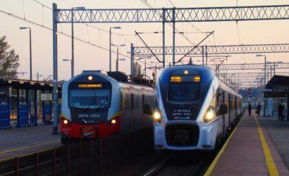 W lutym pociągami podróżowało 27,5 mln pasażerów