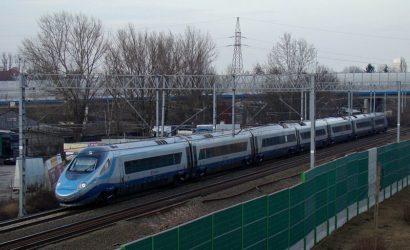 W okresie świąteczno-noworocznym PKP IC przewiozło ponad 2 mln pasażerów