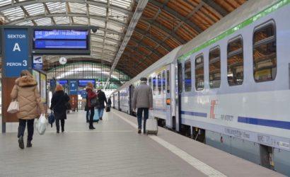Od 15 grudnia pociągi wrócą na modernizowane trasy
