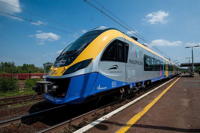 Koleje Małopolskie ograniczają kursowanie pociągów