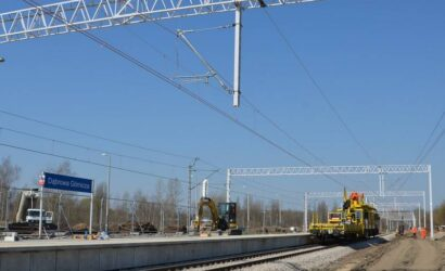 W Dąbrowie Górniczej Wygodniej wsiądziemy do pociągów