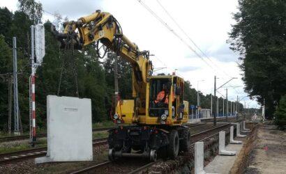 100 mln na przebudowę peronów na linii Poznań  – Kluczbork