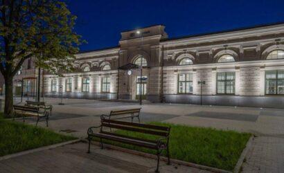 Zmodernizowany dworzec w Białymstoku w obiektywie Budimeksu [galeria/film]