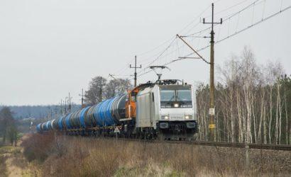 I. Góra: na kolei ciągle dominują przewozy towarów masowych