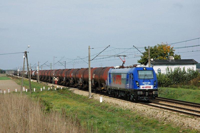 Lotos Kolej wjedzie do Czech