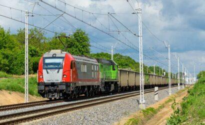 W maju przewieziono koleją 20,4 mln ton ładunków
