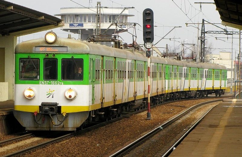 W marcu zmieni się rozkład jazdy pociągów KM