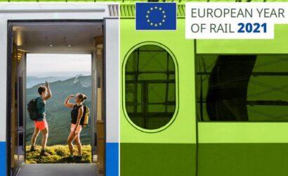 Ruszyła strona związana z Europejskim Rokiem Kolei