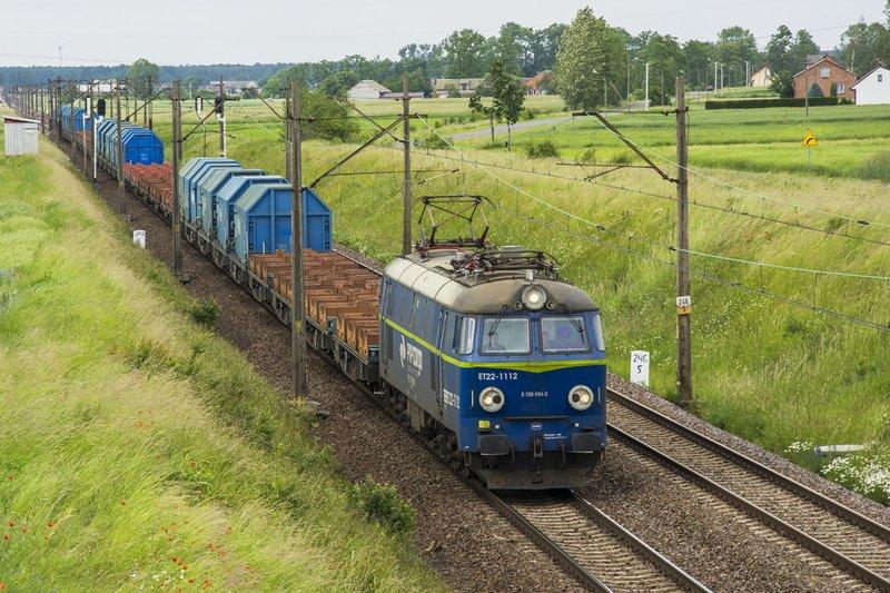 PKP Cargo pożyczy od EBI do 200 mln euro