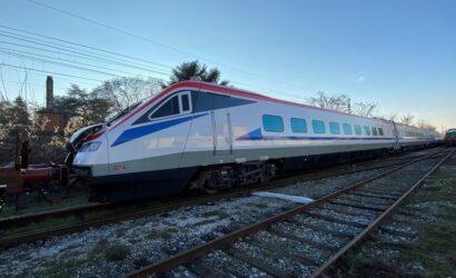 Alstom dostarczył do Grecji pierwsze zmodernizowane Pendolino