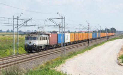 W lipcu koleją przewieziono 18,5 mln ton towarów