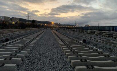 Węzeł kolejowy Gdynia Port zmodernizowany już w 30% [GALERIA]