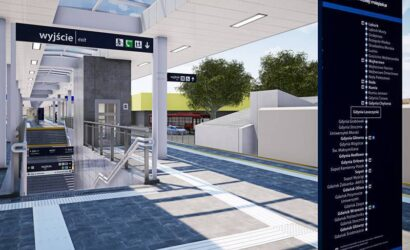 Co dalej z przetargiem na modernizację przystanku SKM Gdynia Leszczynki?