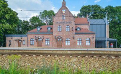 Dworzec Goczałkowice-Zdrój dworcem 2020 r.