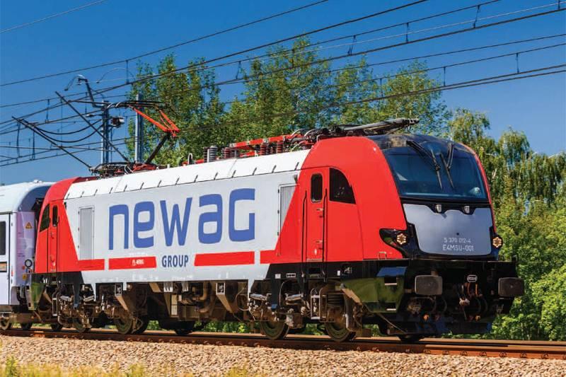 169,1 mln zł zysku netto spółki Newag w 2020 r.