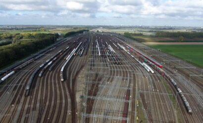 Siemens Mobility zmodernizuje największą towarową stację kolejową w Holandii