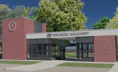Ruszyła budowa dwóch nowych dworców w województwie lubelskim