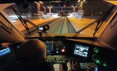 PLK testowały jazdę 200 km/h na trasie Warszawa – Gdańsk